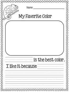 Common Core Writing Bundle #2 ~ Kindergarten