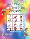 Kindergarten Writing Curriculum | 33 Weeks