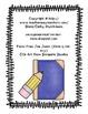 Kindergarten Writing Journal - FREEBIE