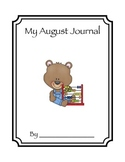 Kindergarten Writing Journal for the First Week of School