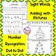 Kindergarten Writing, Kindergarten Morning Work Sight Words Handwriting December