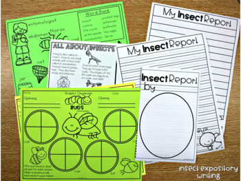 Kindergarten Writing Mini-Lessons May