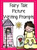 Kindergarten Writing Prompt Bundle