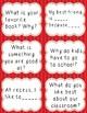 Kindergarten Writing Prompts