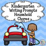 Kindergarten Writing Prompts Household Chores