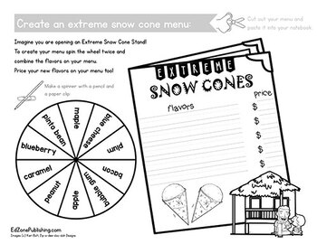 Kindergarten Writing Prompts: Interactive & Guided Writing for January