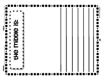Kindergarten Writing Realistic Fiction Books-Common Core