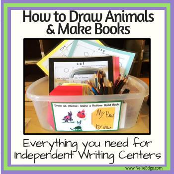 Kindergarten Writing Template Bundle (over 200 pgs)