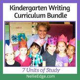 Kindergarten Writing Bundle (over 700 pages)