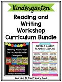 Kindergarten Writing Workshop & Reading Workshop Mega Bundle