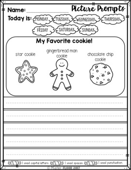 Free writing prompt: opinion writing for first grade. This is also.