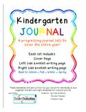 Kindergarten Year of Journals