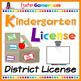 Kindergarten Powerpoint Game Bundle - District License