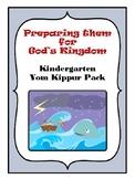 Kindergarten Yom Kippur Pack Color