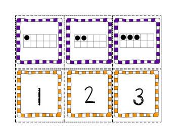Kindergarten and 1st Grade Math Games and Activities