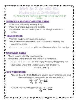 Freebie! Kindergarten and First Grade Assessment Checkpoint Parent Letter