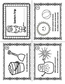 Kindergarten and First Grade Reading Comprehension Pack