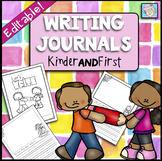 Writing Journals Kindergarten 1st Grade | Opinion Writing Kindergarten 1st Grade