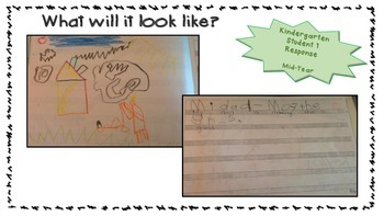 Kindergarten and First Grade Writing – Super Scribblers!  Volume 1