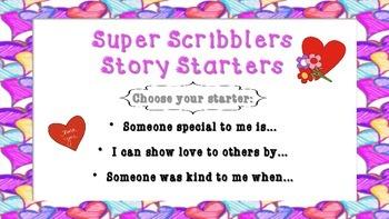Kindergarten and First Grade Writing – Super Scribblers!  Volume 2