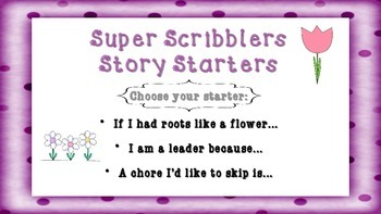 Kindergarten and First Grade Writing – Super Scribblers!  Volume 3