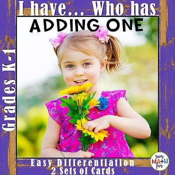 Addition: One More Than