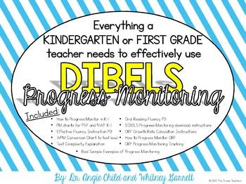 Dibels Interventions Kindergarten Worksheets & Teaching