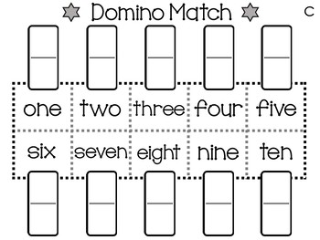 Kindergarten and Grade One Hands-On Math Games for Everyday