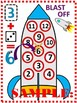 Space Themed Math Games For Kindergarten and Grade One
