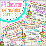 Graduation Certificates - Chevron