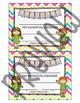 Graduation Certificates - Chevron