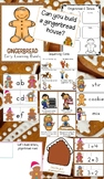 Kindergarten and Preschool Gingerbread Theme Lesson Plan