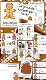 Kindergarten and Preschool Gingerbread Theme Lesson Plan