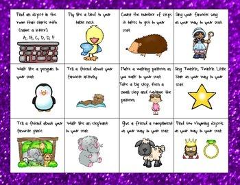 Kindergarten and Preschool Transitions