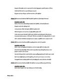 Kindergarten common core guide for parents and teachers