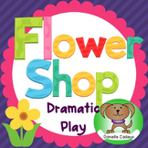 Flower Shop Dramatic Play Kindergarten