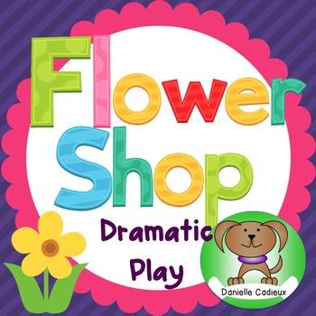 Flower Shop Dramatic Play Kindergarten