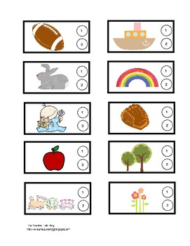 Kindergarten guided reading, readers response, word work and more!