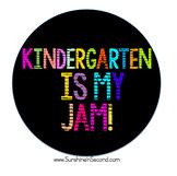 Kindergarten is my JAM! Artwork