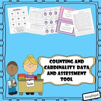 Kindergarten math data and assessment tools