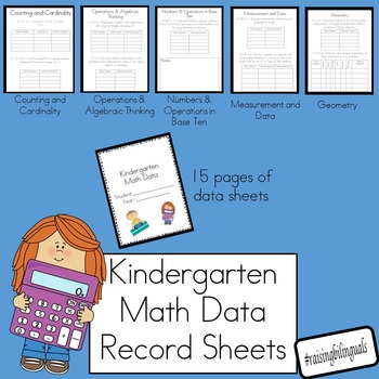 Counting Collection Recording Sheet Teaching Resources | Teachers ...