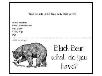 Black Bears & New Mexico