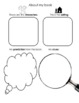Kindergarten or First Grade Book Report