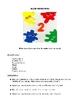 Kindergarten / preschool art bundle