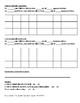 Kindergarten progress report (1st quarter)