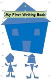 Kindergarten sight words tracing writing book