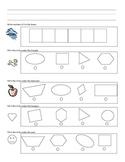 Kindergarten skills assessment
