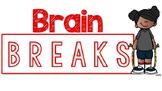 Kindergarten smartboard brain breaks