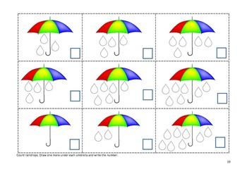 Kindergarten spring maths review-part1