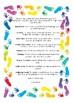 Kindergarten student letter editable